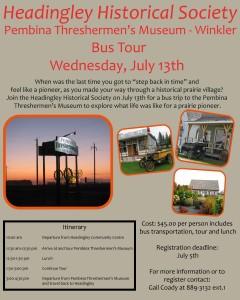 Pembina bus trip poster-July 2016